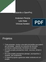 OpenProj – EngSoft3 - DGTI - ALV
