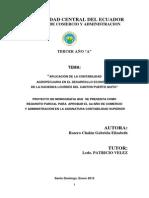 monografia agropecuaria