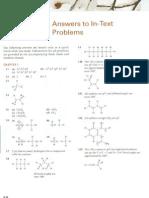 Mc Murry Organic Chem 7/e Appendix D