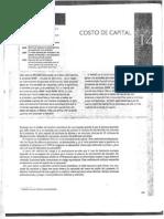 (CAP.14) Costo de Capital