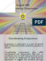 English 300 - Coordinating Conjunction_2