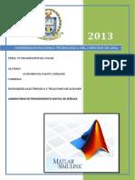 Pds.lab2, Panta Vasquez , Luis Miguel Codigo 2009200005