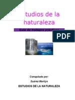 Trabajo Practico. Estudios de La Naturaleza