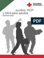 Guía Rápida PA RCP DEA