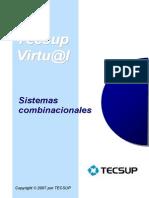 Sistemas combinacionales