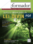 Reformador Maio / 2010 (revista espírita)