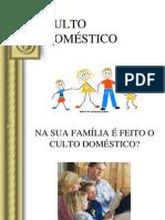 Culto Domestico