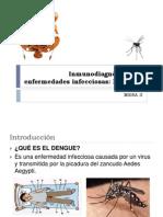 Inmunodiagnóstico de enfermedades infecciosas