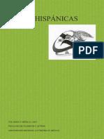 Anuario de Letras Hispanicas 2011