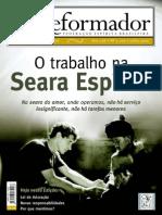 Reformador Julho / 2010 (revista espírita)