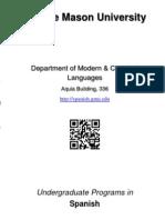 Spanish Undergraduate Programs at GMU