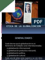 Etica de La Globalizacion