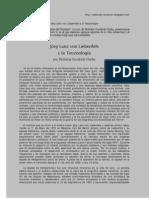 Nicholas Goodrick-Clarke - Jörg Lanz y la Teozoología
