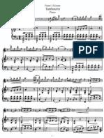 Tambourin (Piano)