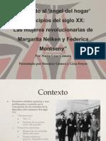 Cruz Camara Modernismo Presentacion