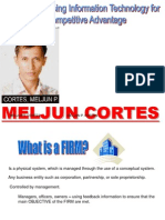 MELJUN CORTES MIS Communication 