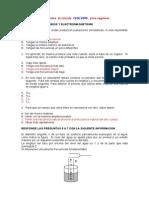 Eventos Ondulatorios y Electromagnetismo