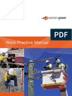 Electrical Work Practice Manual