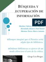 Búsqueda y recuperación de información (5)