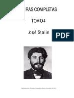 Obras Stalin 4