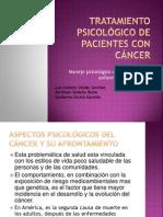 intervención cáncer