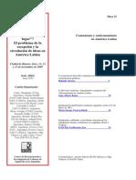 Comunismo y anticomunismo en América Latina