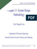 Ln 11 System Design Methodology