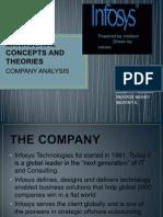 Infosys Strategy Analysis