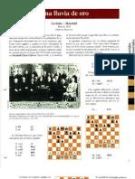 Enciclopedia Salvat La Pasion del Ajedrez Partidas Inmortales, Kasparov