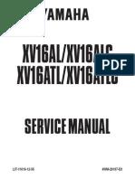 Yamaha XV1600 Service