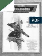 Warhammer 40K Codex Assassins Full [1]