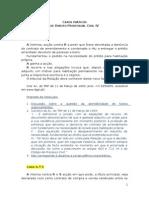 Casos n s 1 a 10 Enviados Ao Prof Rui Pinto Com Resoluo