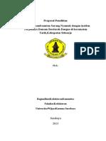 Proposal Penelitian Dbd Greik K