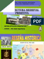 Arquitectura Medieval Primitiva(Entrega11)