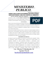 57 Criterio a Testigo Estrella Del Mp 28-08-06