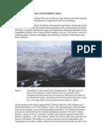 Geology in the Longyearbyen Area