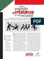 Para Entender La Violencia en Las Escuelas