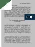 Hervé Ryssen - La Psicopatología del Judaísmo