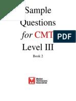 Cmt3 Questions b