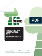 GBI Design Reference Guide - Residential New Construction (RNC) V3.0