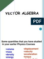 1. Vector Algebra1