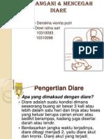 mencegah diare