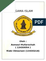 Tugas Iman dan Taqwa (makalah).doc
