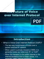 Future of VOIP by Karan Singh Cypher