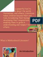 multiculture literature