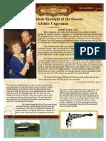 Student Example Newsletter