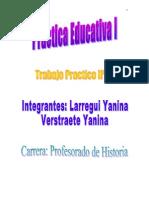 Practica Educativa I Trabajo 2
