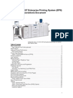 Xerox 4112/4127 EPS - Customer Expectations Document