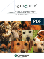 Greer Pet Immunotherapy Book