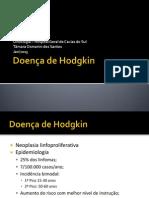 Doença de Hodgkin